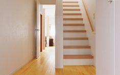 階段 無垢フローリング